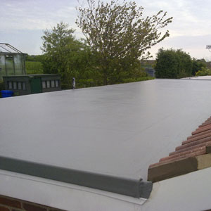 Fibreglass Roof Repair