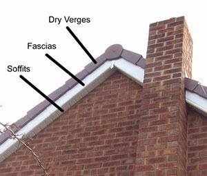 Soffits Amp Fascias Doncaster Cl Roofing Upvc Fascia